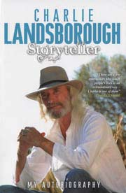 Charlie Landsborough Autobiography - Storyteller