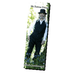 Charlie Landsborough Bookmark